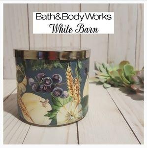 Black Cherry Merlot Candle Bath & Body White Barn